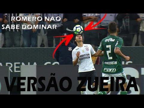 Dominio do Romero Contra o Palmeiras VERSÃO ZUEIRA