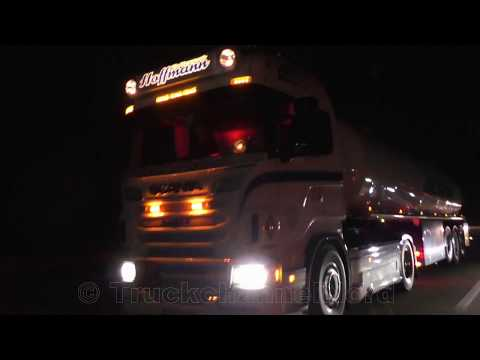 SCANIA R500 V8 Highline - Jan Hoffmann #4 - New Style! [HD]