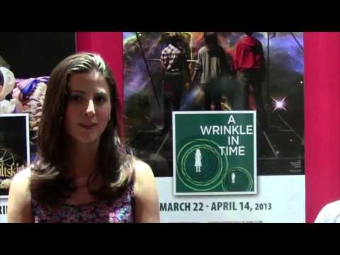 Behind The Scenes - A WRINKLE IN TIME - Cast Interview