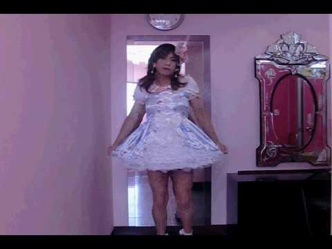 女装子「ゆき」の動画 R