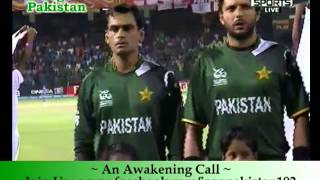 Pakistan National Anthem - Qaumi Tarana