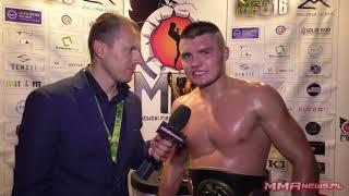 MFC 16: Kacper Frątczak pokonał Fapso po trzy rundowej wojnie