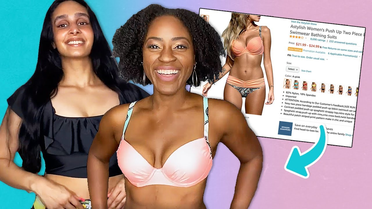 We Try The Best-Selling Bikinis On Amazon