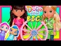 DORA AND FRIENDS + SHIMMER AND SHINE Dora's Big Problem Nickelodeon Funny Toys Kids Video