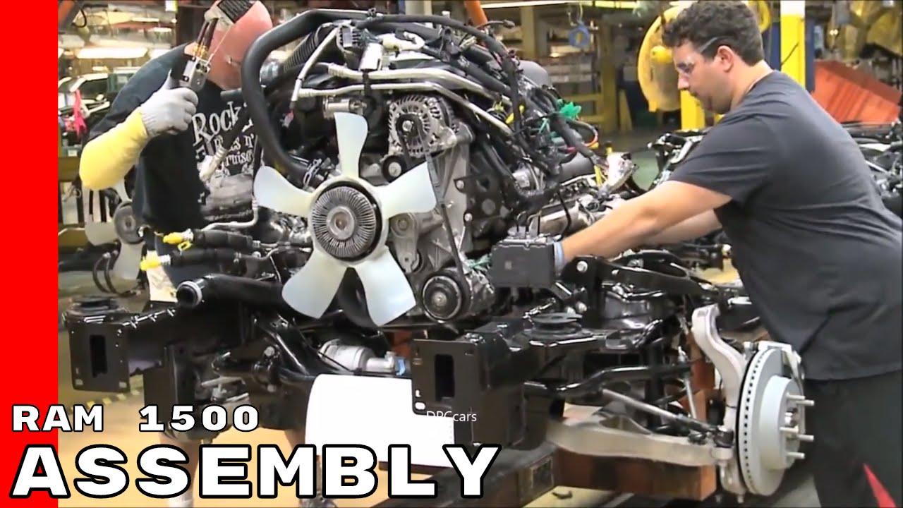 Dodge - Ram 1500 Drivetrain, Chassis, & Suspension ...