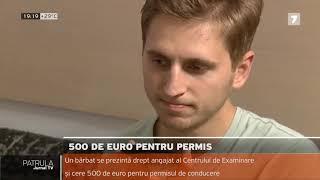 Patrula Jurnal TV, Ediția Din 13.09.2020