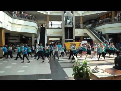 Ovarian Cancer Canada Flash Mob