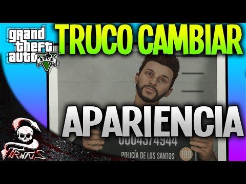 GTA 5 PS4/XBOX ONE | TRUCO CAMBIAR LA APARIENCIA DE NUESTROS PERSONAJES GTA V 1.20 | XxStratusXx