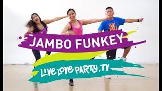 Jambo Funkey | Live Love Party | Zumba | Dance Fitness