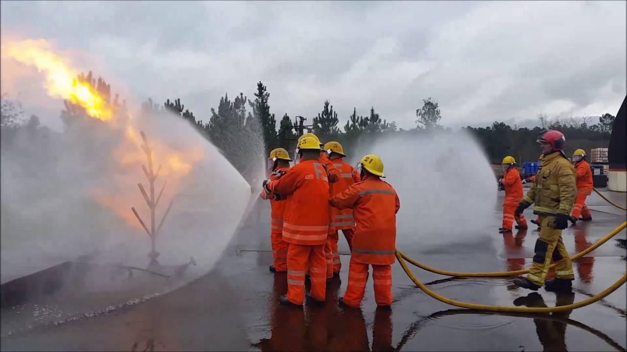 Prevenci U00d3n Y Lucha Contra Incendios  Extintores  Bie U00b4s Y