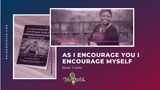 As I Encourage You I Encourage Myself  Book Trailer