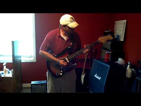 Cliffs of Dover Intro by Eric Johnson (Tyler Thornton Cover)