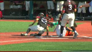 Catcher Interference, Balk, Steal of Home