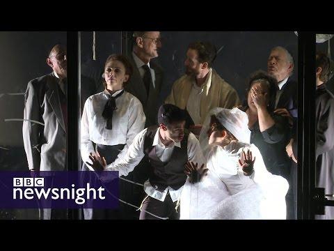 Israel's culture war - BBC Newsnight