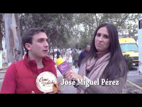 ENTREVISTA JOSE MIGUEL PEREZ PARA COMO DICE EL DICHO
