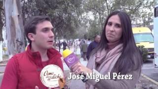 Video ENTREVISTA JOSE MIGUEL PEREZ PARA COMO DICE EL DICHO download MP3, 3GP, MP4, WEBM, AVI, FLV Juli 2018