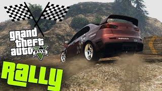 GTA V - WORLD RALLY CHAMPIONSHIP | Ruta de Rally #1 | GTA V PC MODS
