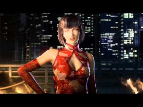 TEKKEN Blood Vengeance - Opening Trailer