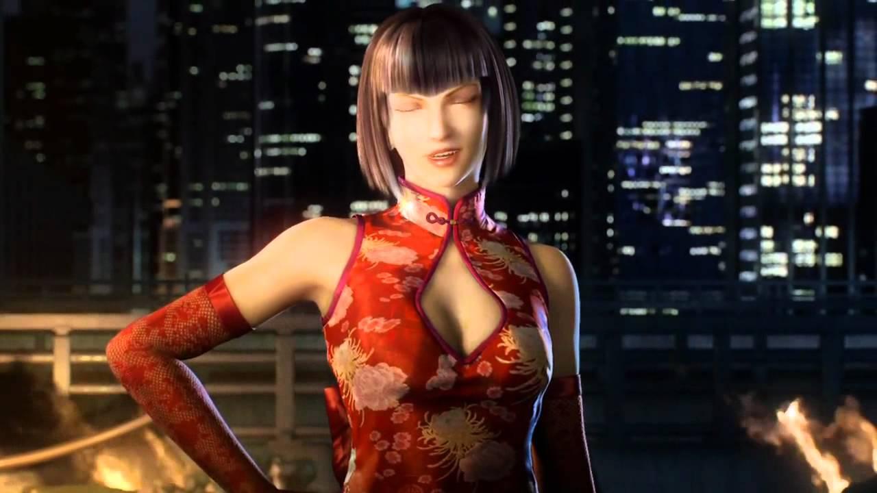 Tekken- Blood Vengeance