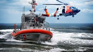 "Coast Guard Tribute - ""What I Live For"""