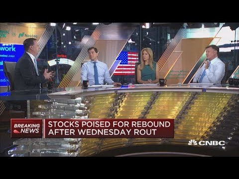 Market sell-off is result of tariffs, rising rates and ignoring strong earnings, says expert