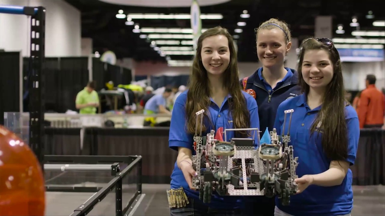 VEX Robotics: Shaping Their Future