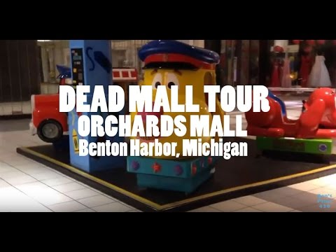 DEAD MALL: The Orchards Mall Benton Harbor, Michigan
