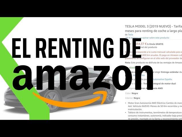 Renting De Motors As Funciona Amazon El Con Coches thQrdxCs