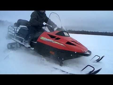 Снегоход Тайга - стр. 1 - Русские снегоходы