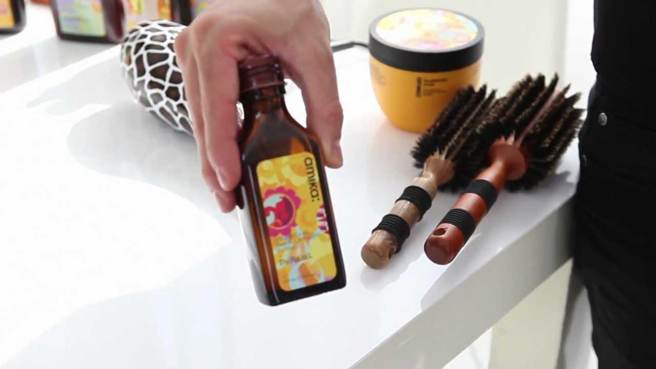 amika oil treatment