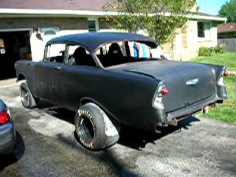 Used Cars Grand Rapids >> Tri 5 Chevy Gasser - YouTube
