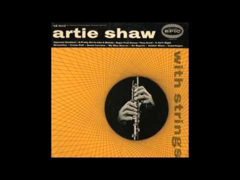 Artie Shaw – Artie Shaw With Strings - 1956 - full vinyl album