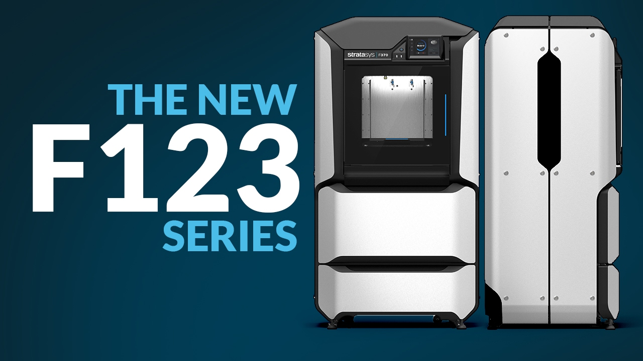 Stratasys F123 Professional 3D Printer Series