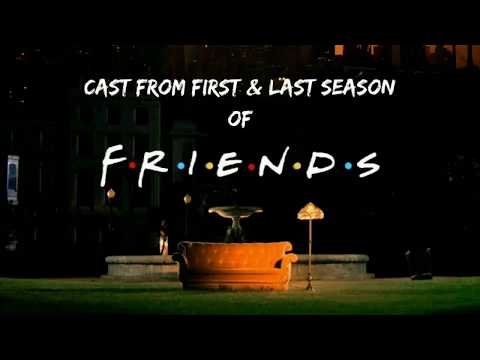 Then and Now of FRIENDS Cast from First and Last Seasons from YouTube · Duration:  1 minutes 58 seconds