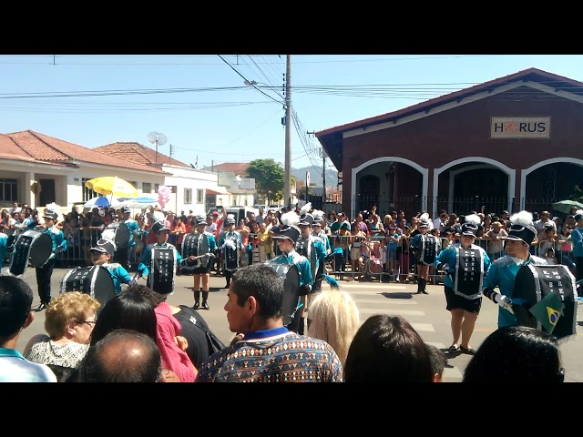 Fanfarra E. E. Sinhá Moreira - Santa Rita do Sapucaí
