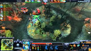 5Jungz vs GB - Game 1 (Alienware Summer