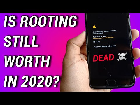 IS ROOTING STILL WORTH IT IN 2020? WHY YOU SHOULDN'T ROOT YOUR ANDROID DEVICE