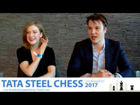 Round 5 - Live Commentary By Robin van Kampen & Anna Rudolf
