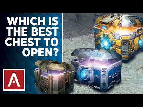 War Robots [WR] Birthday Event - Which is the BEST chest to open?
