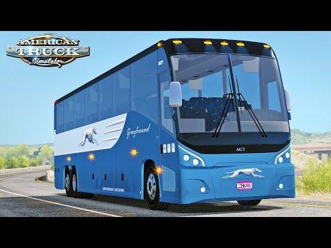 American Truck Simulator - Passenger Mod