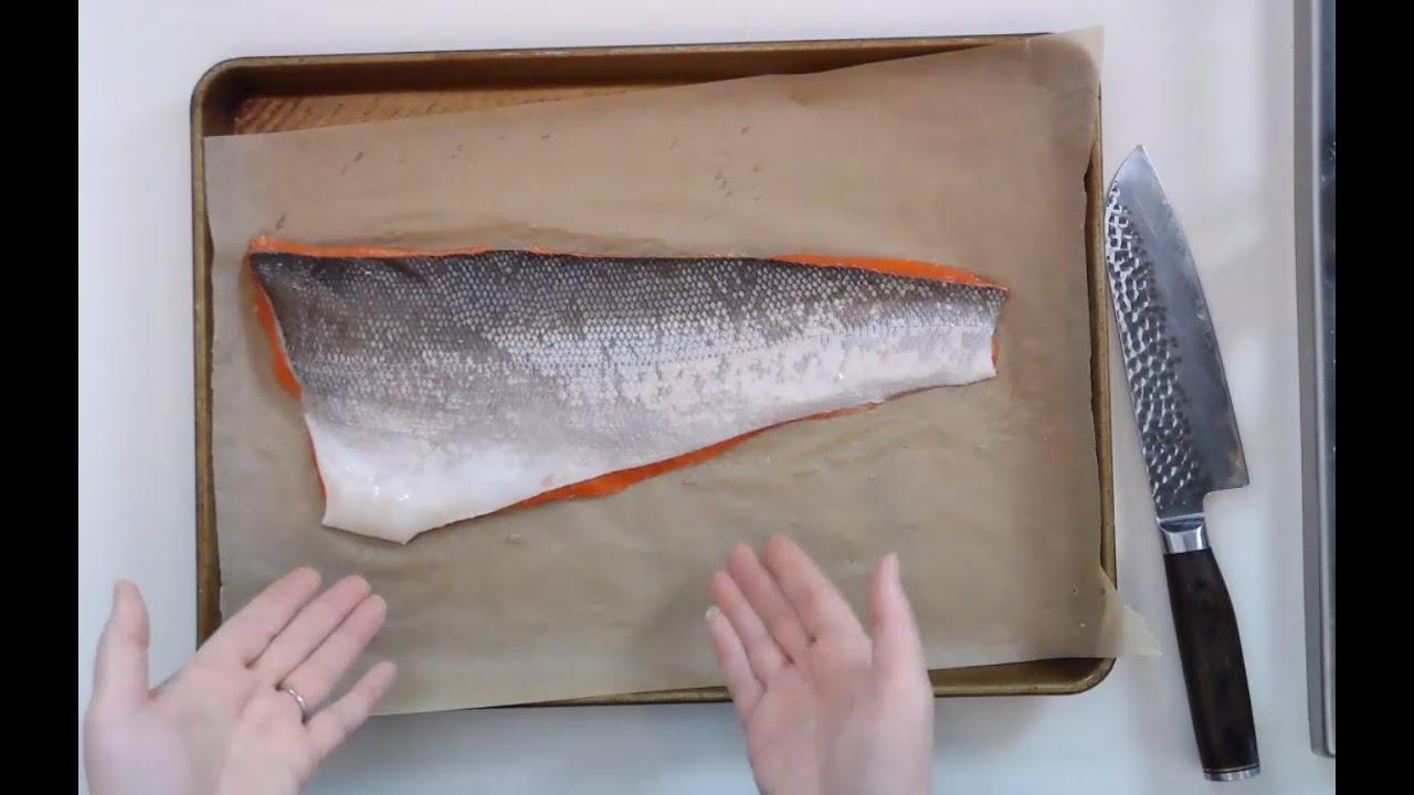 I'm Not Saying You're Doing it Wrong, But...: Fish Skin