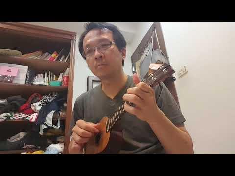 Matteo Carcassi/Andantino In C Major,Op.59/ukulele Cover