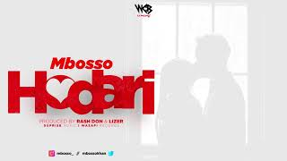 Mbosso - Hodari (Official Audio)
