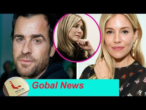 Jennifer hurt when Sienna Miller dating secretly with Justin Theroux after a few months divorce