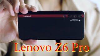 Lenovo Z6 Pro Обзор технических характеристик Приемлемая цена