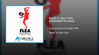 Panic In New York (Extended Version)