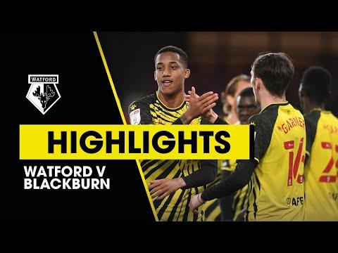 Watford Blackburn Goals And Highlights