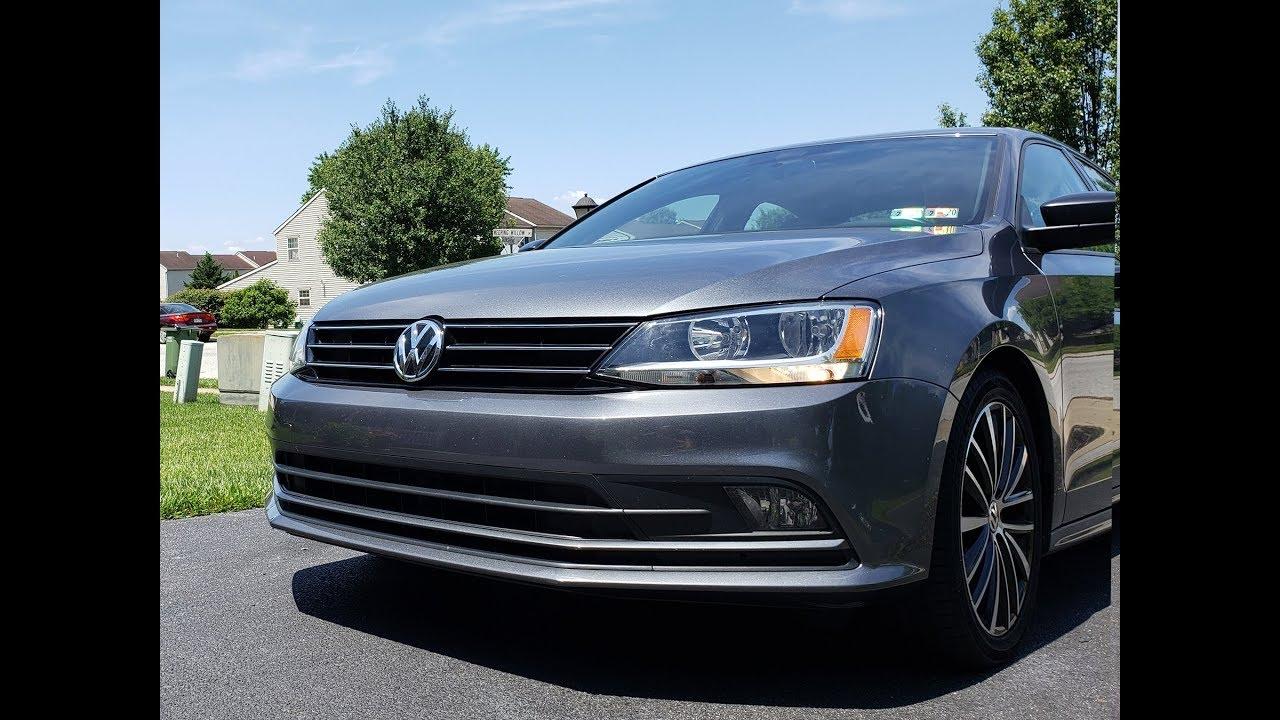 Easy Replace Daytime Running Light Bulbs Drl On A Volkswagen Jetta Mk6 2011 2018