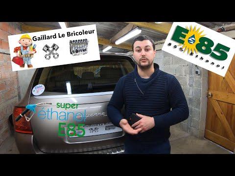 Je vous dis tout sur le Bio Ethanol E85, je répond à vos questions!