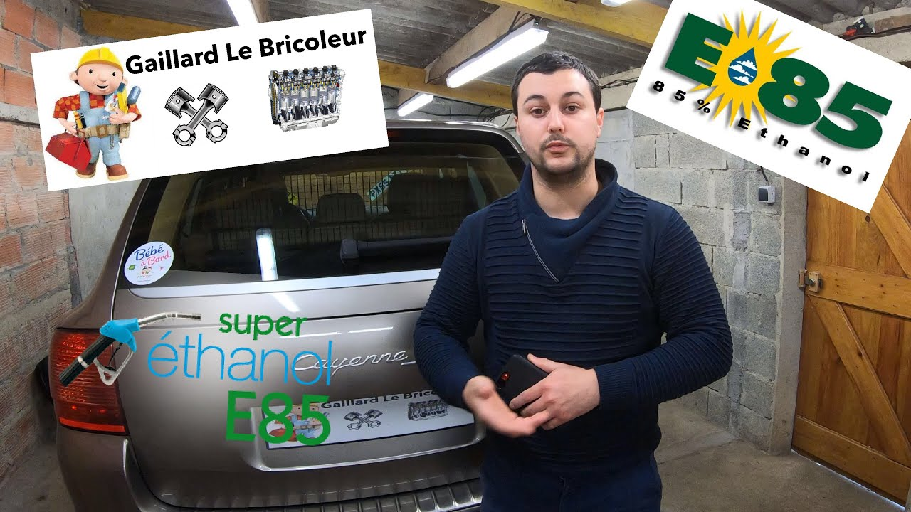 Je vous dis tout sur le Bio Ethanol E85👍👌, je répond à vos questions!😁 - GLB